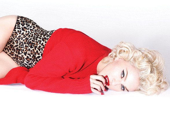 Madonna's 'Rebel Heart' Tour Comes to the MGM Grand Garden Arena Saturday, Oct. 24
