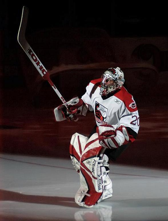Wranglers to Honor ECHL Hall of Fame Goalie Marc Magliarditi