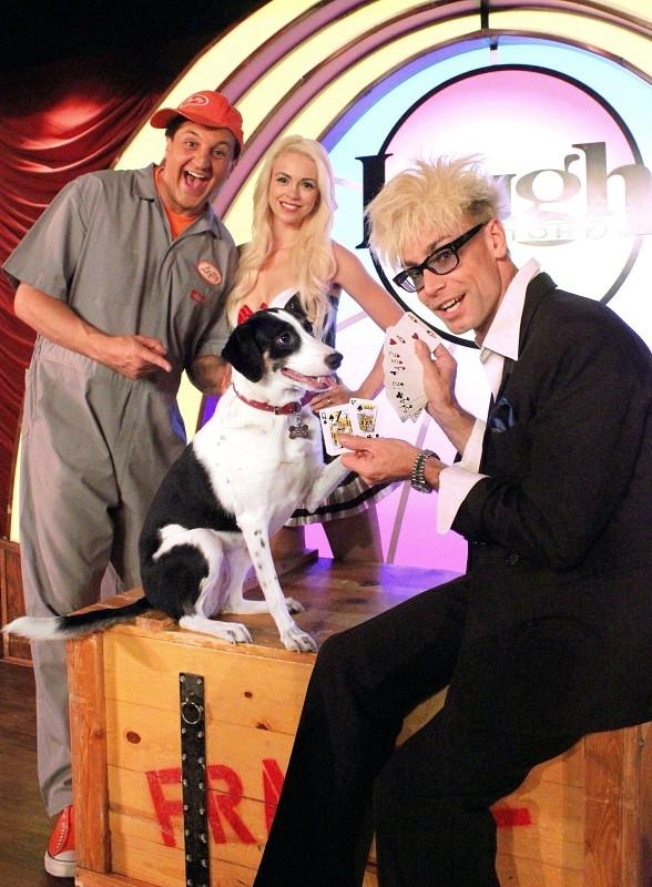 "Murray & Chloe to Host ""Beggin' for Magic II"" Show to Benefit Friends for Life Humane Society"