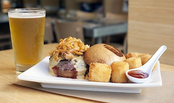 Umami Burger, Beer Garden & Sports Book Serves Up Two New Deals in The Beer Garden