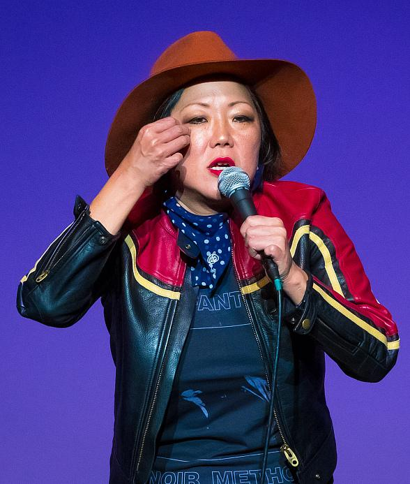 Margaret Cho Performs at the Chelsea and Accepts Award From the Center at the Cosmopolitan of Las Vegas