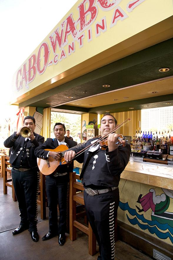 Spice Up Mother's Day with Cabo Wabo's Rockin' Mariachi Brunch