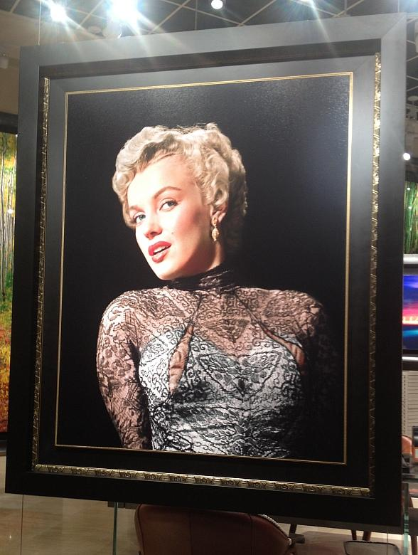 Rare Shots of Marilyn Monroe and Frank Sinatra Part of Nine Displayed Images at MGM Grand Gallery