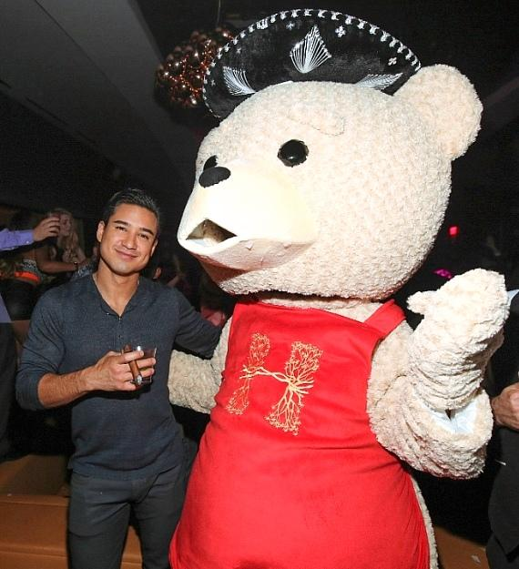 Mario Lopez Hosts Cinco De Mayo