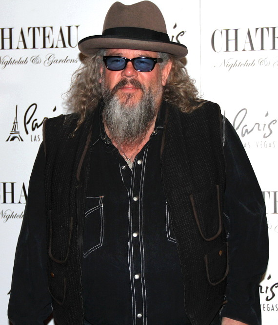 Mark Boone Junior Walking the Red Carpet at Chateau