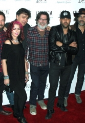 """Mark Boone Junior Rocks Out """"Sons of Anarchy"""" Style at Chateau Nightclub & Rooftop in Las Vegas"""