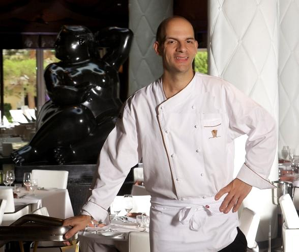 Executive Chef Mark LoRusso Named Culinarian of the Year
