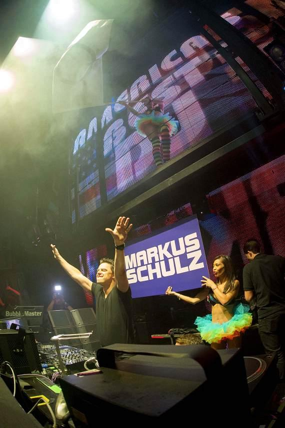 Markus Schulz awarded America's Best DJ at Marquee Nightclub
