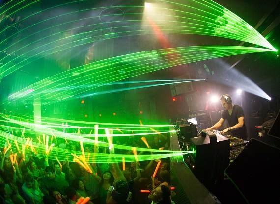 Markus Schulz at Marquee Nightclub