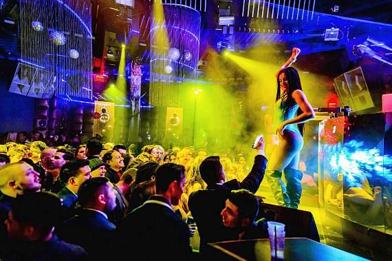 Marquee Nightclub & Dayclub at The Cosmopolitan of Las Vegas on NYE