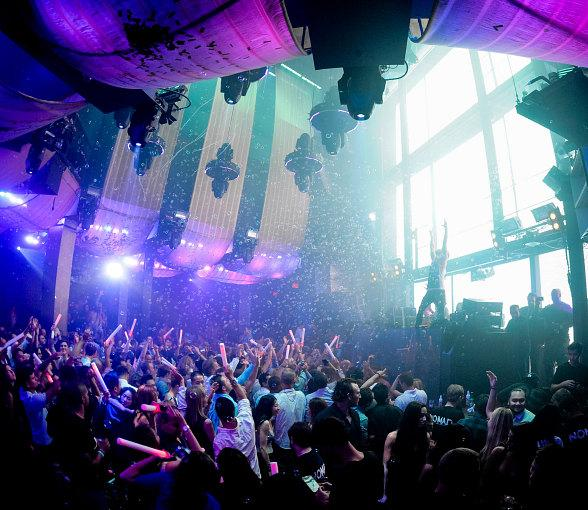Project took over Marquee Nightclub