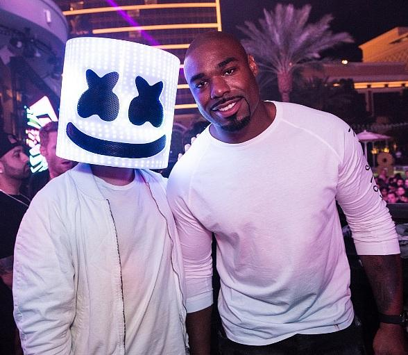 Marshmellow, Tyron Smith, Chainsmokers, Kygo, Tiesto, Joe Jonas, TyDolla and more Turn Out to Celebrate XS Nightclub's 8-Year Anniversary