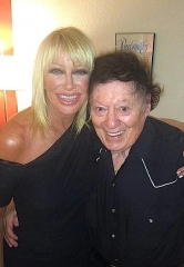 Old Friends Reunite: Suzanne Somers and Marty Allen