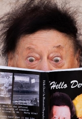 "Marty Allen: Like the Energizer Bunny, He Just Keeps Moving; Releases his Memoir ""Hello Dere"""