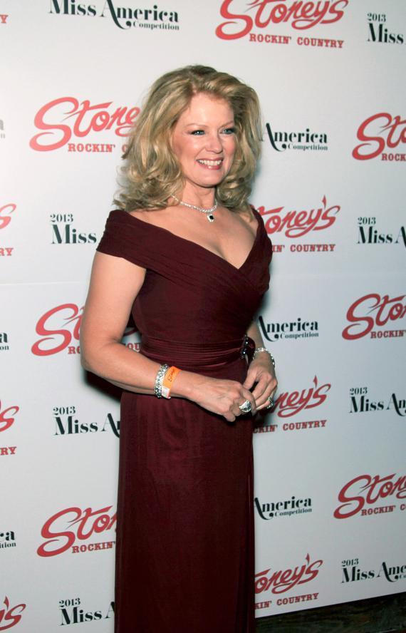 Mary Hart at Stoney's Rockin' Country