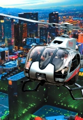 Maverick Helicopters Offers Fans Exclusive Flight Packages for 2015 NASCAR Weekend, March 6–8