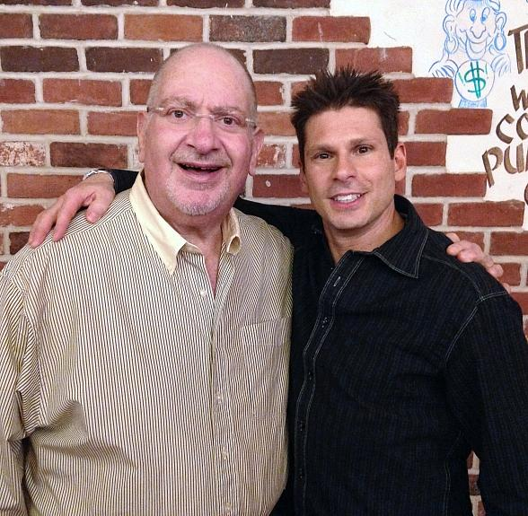 Mike Hammer Attends Max Alexander's Show at The Improv Comedy Club at Harrah's Las Vegas