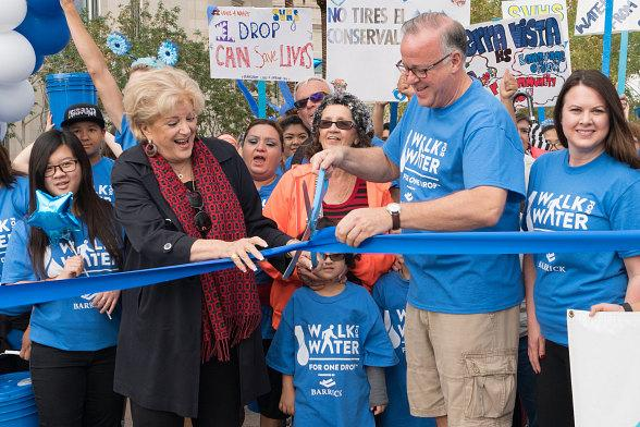 ONE DROP Hosts Fifth Annual Walk for Water Oct. 15