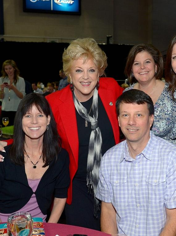 Mayor Carolyn Goodman and guests enjoy brunch at The Animal Foundation's 11th Annual Best In Show