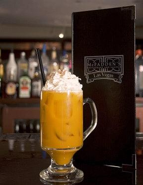 McFadden's Pumpkin Spice Cocktail