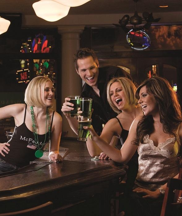 McFadden's Celebrates Halfway to St. Patrick's Day Sept. 17