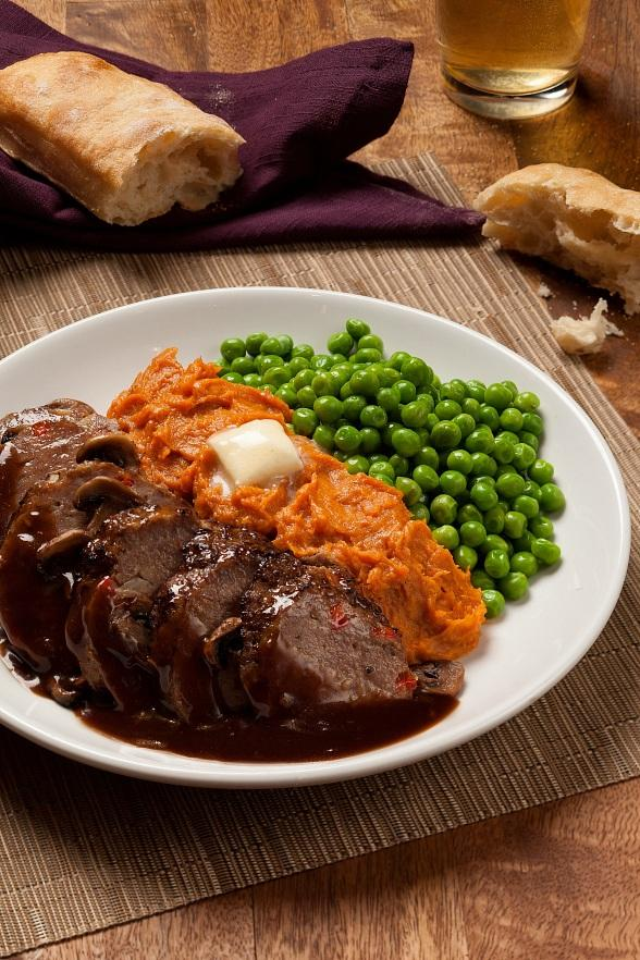 Tavern Style Meatloaf at Public House