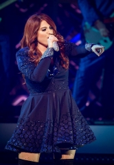 Meghan Trainor performs at The Cosmopolitan of Las Vegas