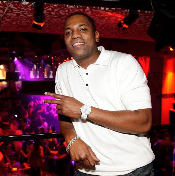 Mekhi Phifer at TAO