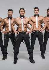 "Hard Rock Live Las Vegas Welcomes Jeff Timmons' ""Men of the Strip"" All-Male Cabaret Show"