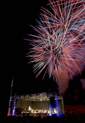 Celebrate Independence Day with Rockets Over the Red Mesa; Fireworks Show Choreographed to Live Music from Nevada POPS Orchestra at Eureka Casino Resort