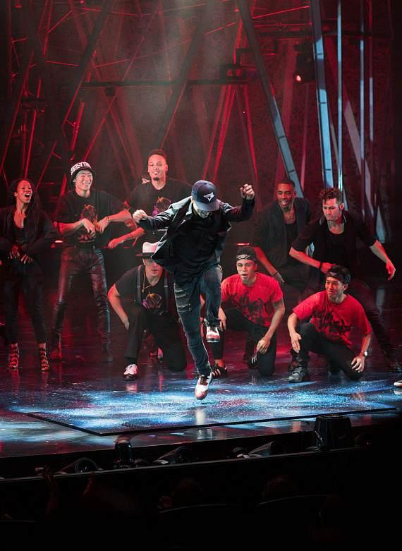 Michael Jackson ONE artists celebrate the King of Pop's birthday with one-time, never-before-seen performance Aug. 29, 2017