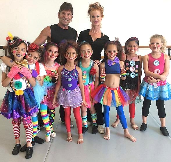 "M&M American Dance Theatre's Michael Kessler & Melinda Jackson Present ""Young People's Guide To Broadway"" Oct. 6 at Summerlin Library Theatre"