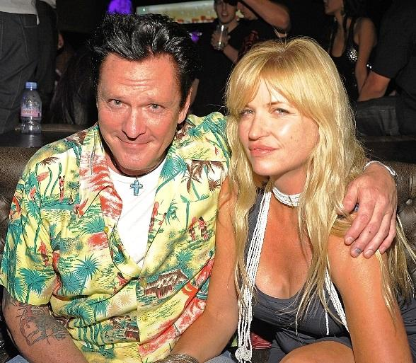 Michael Madsen Hosts at Gallery Nightclub at Planet Hollywood