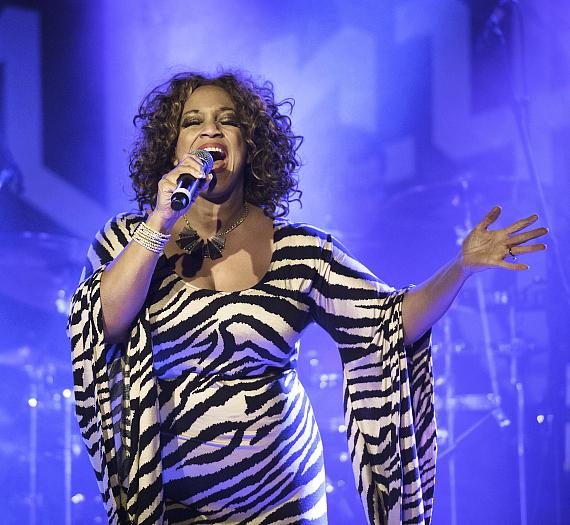 Michelle Johnson Vegas First Lady of Jazz will guest star at Christmas Crooner
