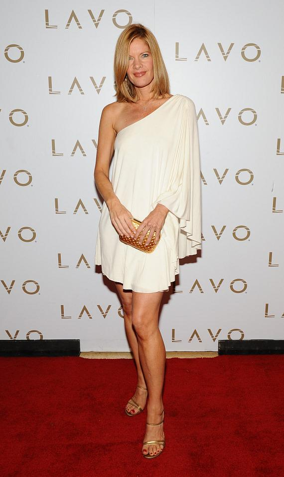 Michelle Stafford at LAVO
