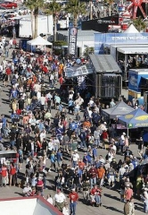 LVMS Fan Engagement Area to offer fun activities and Jimmie Johnson Habitat for Humanity