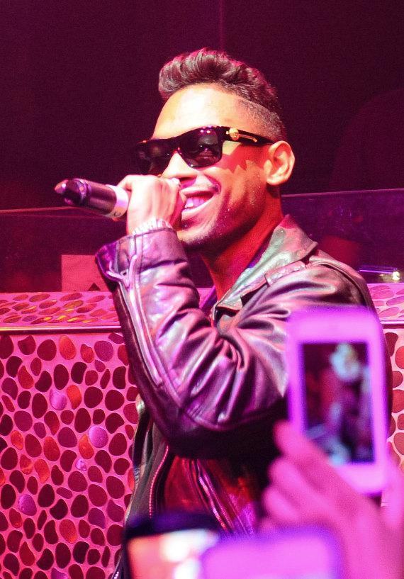 Miguel performs at TAO