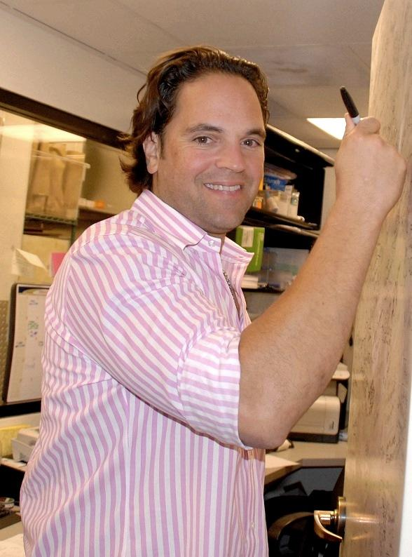 Mike Piazza at Nove Italiano