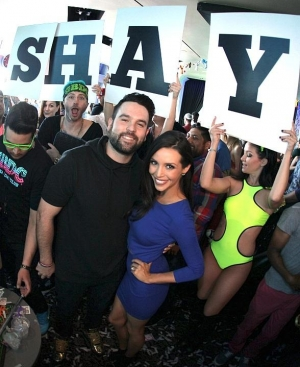 """Vanderpump Rules"" Stars Party at Ghostbar Dayclub inside Palms Casino Resort"