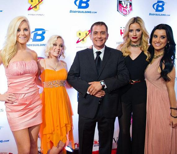 Mireika Edwards, Alyssa Bresee, Jeff Meyer, Steph Cook, Alizée DiPaola