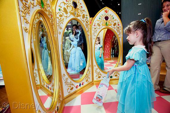 Disney Princess Magic Mirror