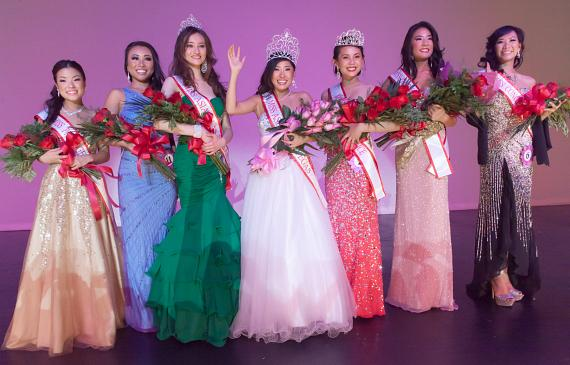 Miss Asian Las Vegas Title Holders