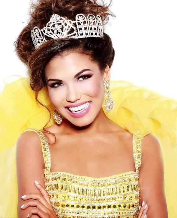 Miss Nevada Teen USA Geovanna Hilton