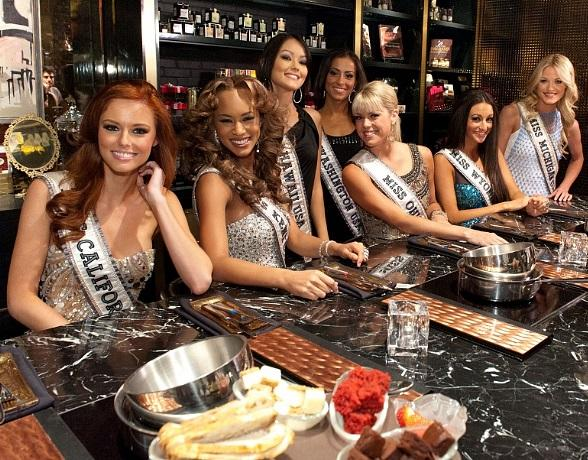 miss usa 2011. Miss USA 2011 Contestants