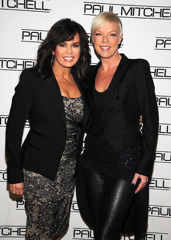 Marie Osmond and Tabatha Coffey