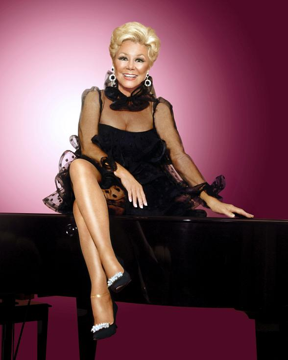 Nevada Ballet Theatre Names Legendary Superstar Mitzi Gaynor as 2013 Woman Of The Year