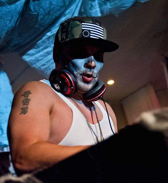 Mix Master Mike at PURE Nightclub