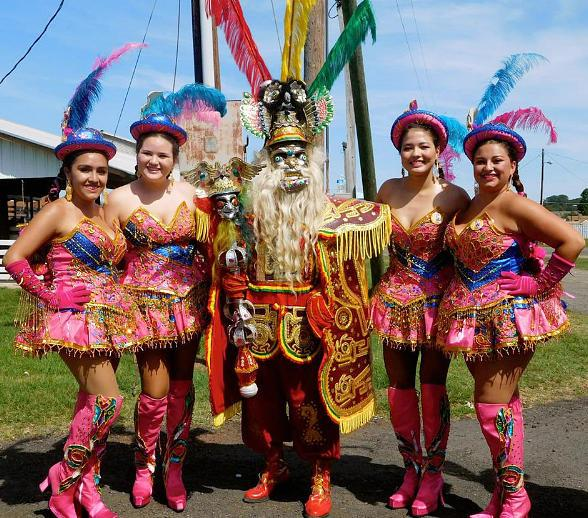 Enjoy the Las Vegas International Carnaval-Mardi Gras and Parade on Saturday, May 28, 2016