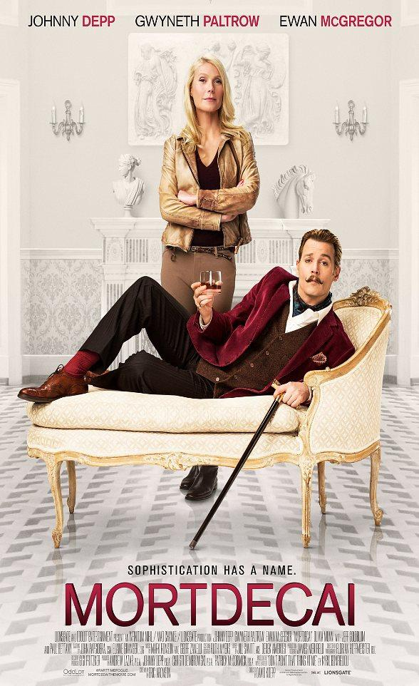 Get Two Free Passes to Advance Screening of Johnny Depp's New Movie MORTDECAI in Las Vegas on Jan. 22