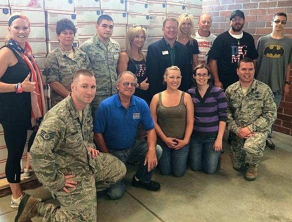 Douglas J. Green Memorial Foundation to Host 'Munchies For The Military' Care Package Drive